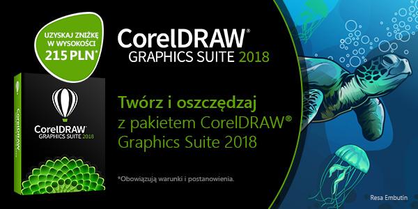 Webinary CorelDRAW GS 2018
